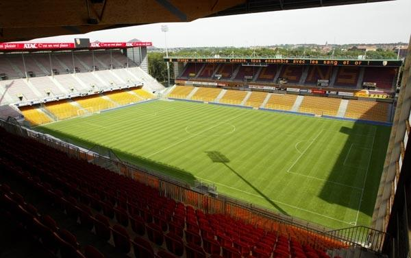 Stade bollaert lens